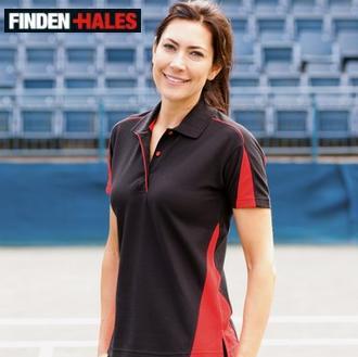 FINDEN HALES LV391 Women's Club polo